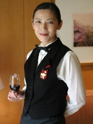 米野真理子/Komeno Mariko1