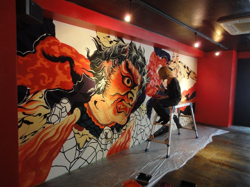 36-ねぶた壁画2